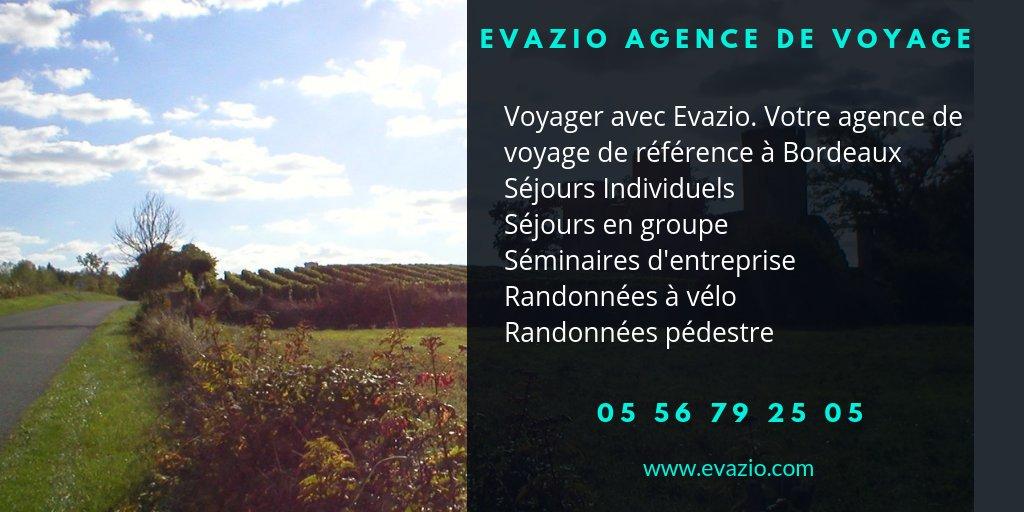 Evazio : Randonnée et voyage à Vélo en Dordogne